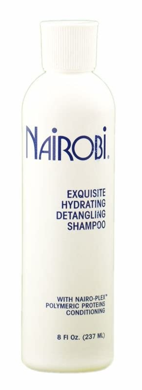 The Best Nairobi Exquisite Hydrating Detangling Shampoo 8Oz Pictures