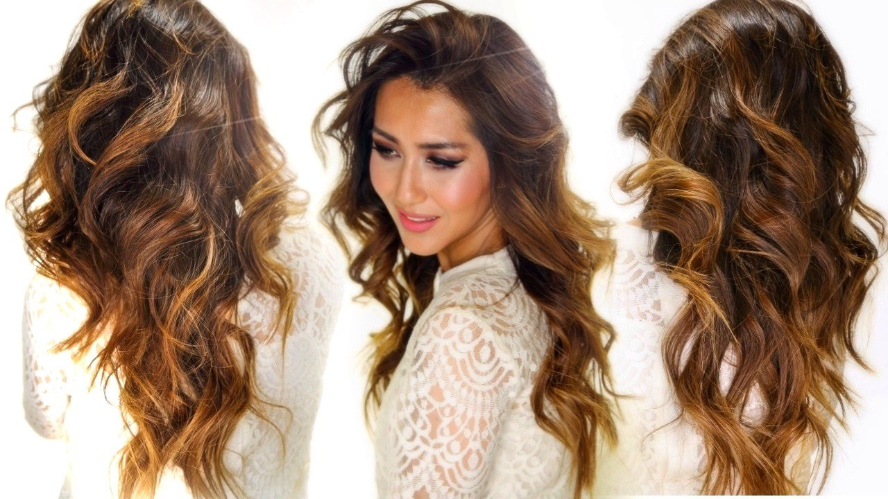 The Best How To Color Hair At Home Caramel Brown Ombre Pictures