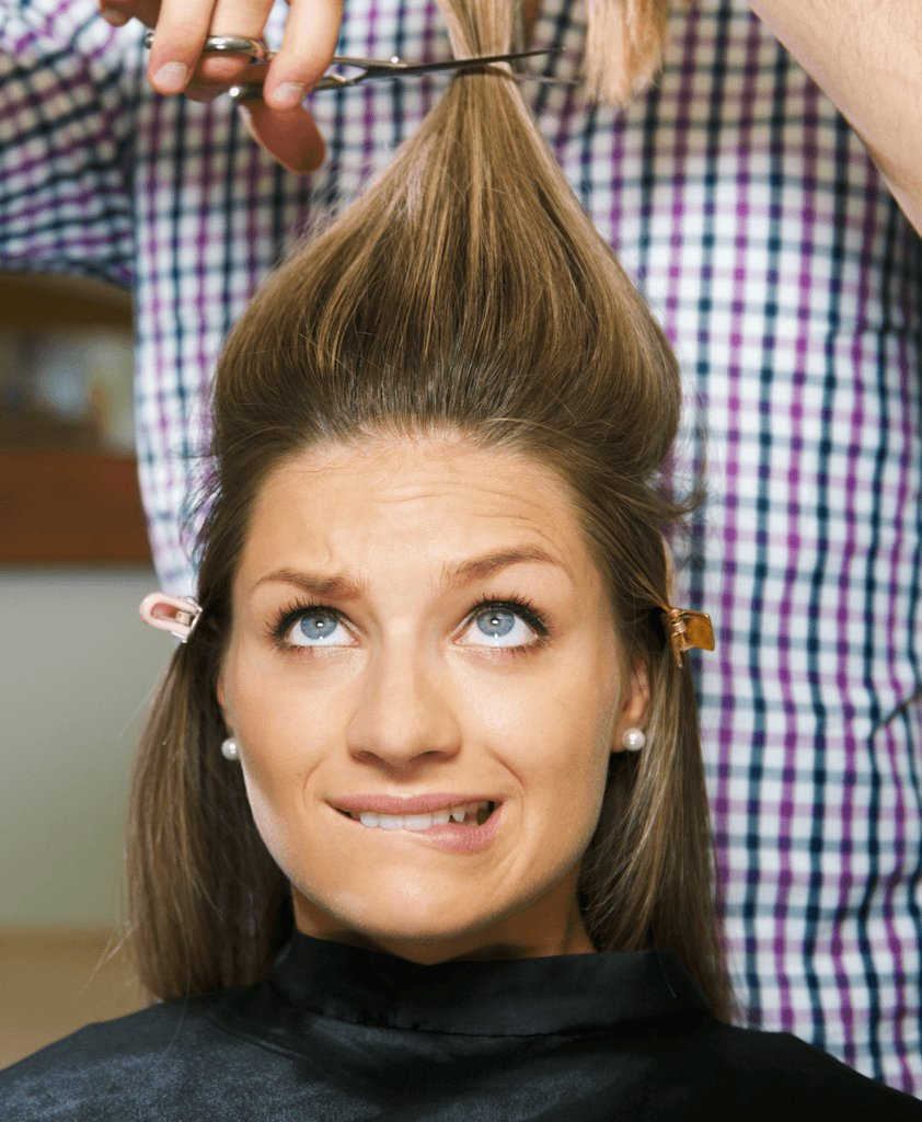 The Best Haircuts For Girls Who H*T* Getting Their Hair Pictures