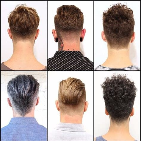 The Best Hairstyles For Men Back View Men Hairstyles Pictures