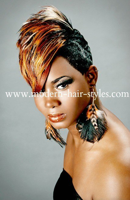 The Best Short Black Hair Pictures And Styling Options For Relaxed Pictures