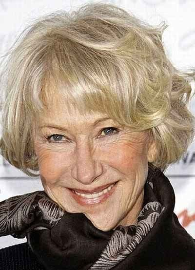 The Best 4 Layered Hairstyles For Women Over 60 Pictures