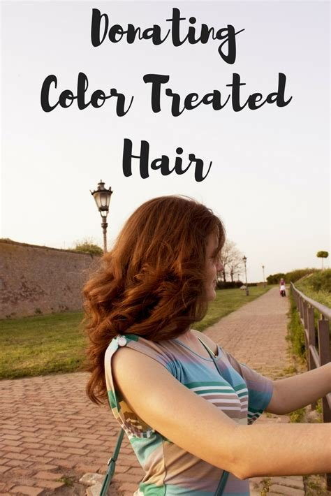 The Best Donating Color Treated Hair And Gray Hair Is Possible Pictures
