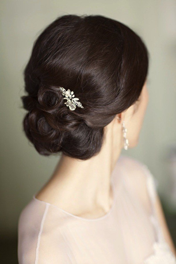 The Best Chignon Hairstyles Beautiful Hairstyles Pictures