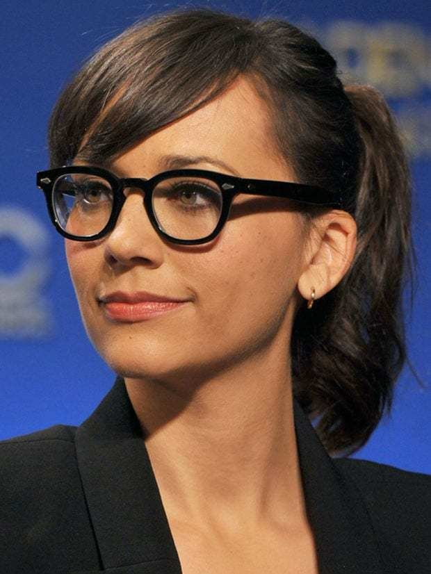 The Best 37 Cute Hairstyles For Women With Glasses This Year Pictures