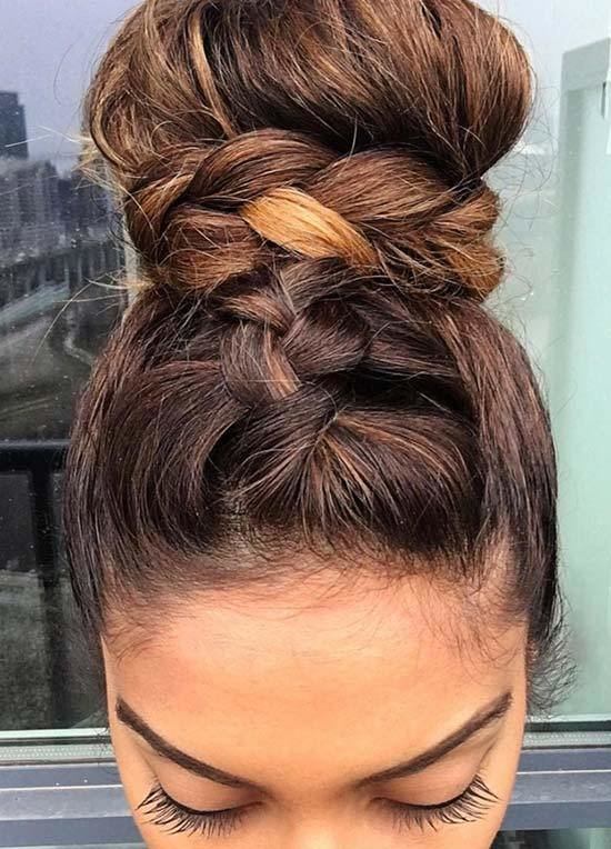 The Best Top 40 Best Sporty Hairstyles For Workout Fashionisers Pictures