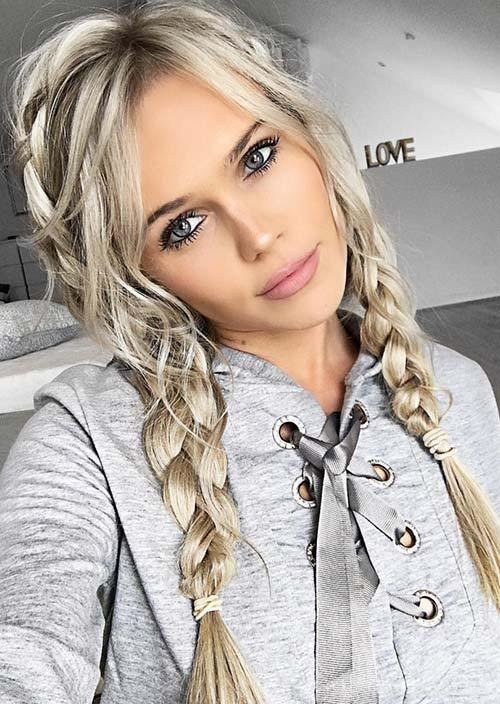 The Best 100 Trendy Long Hairstyles For Women To Try In 2017 Pictures