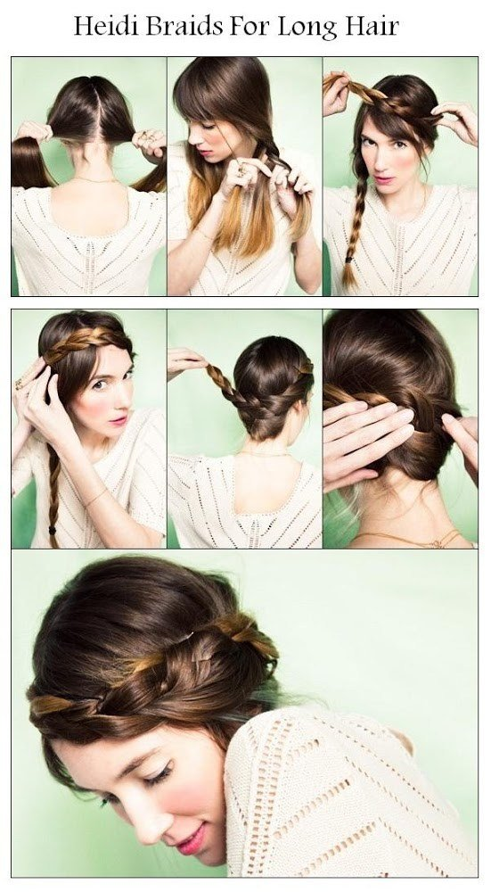 The Best 20 Amazing Braided Hairstyles Tutorials Style Motivation Pictures