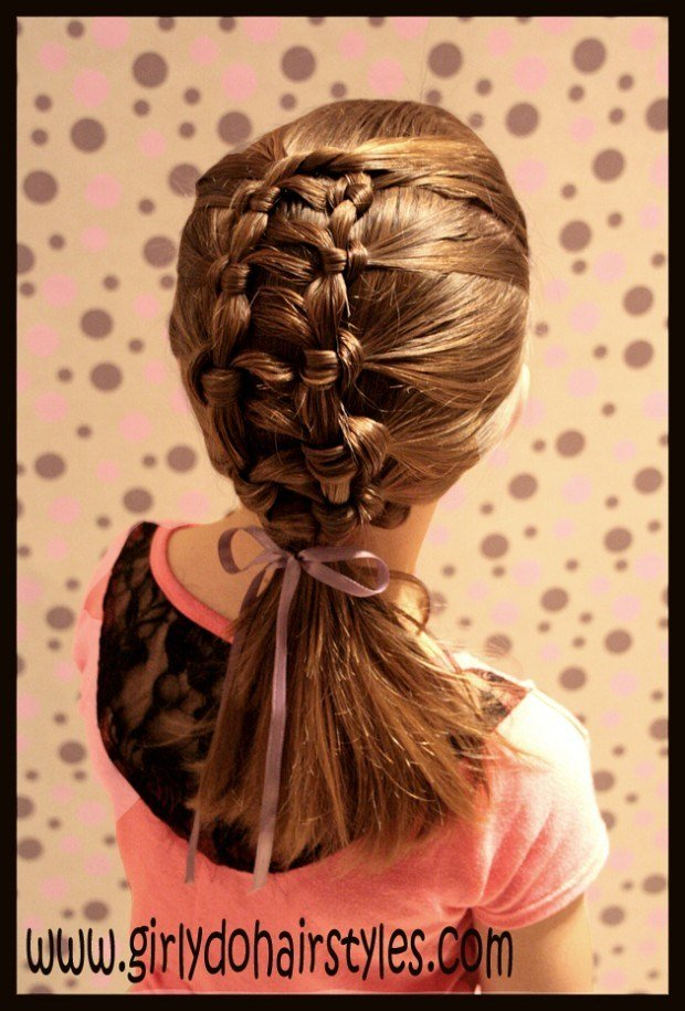 The Best 25 Creative Hairstyle Ideas For Little Girls Style Pictures