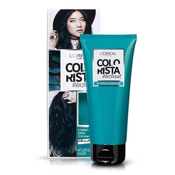 The Best Colorista Washout Turquoise Semi Permanent Hair Dye Pictures
