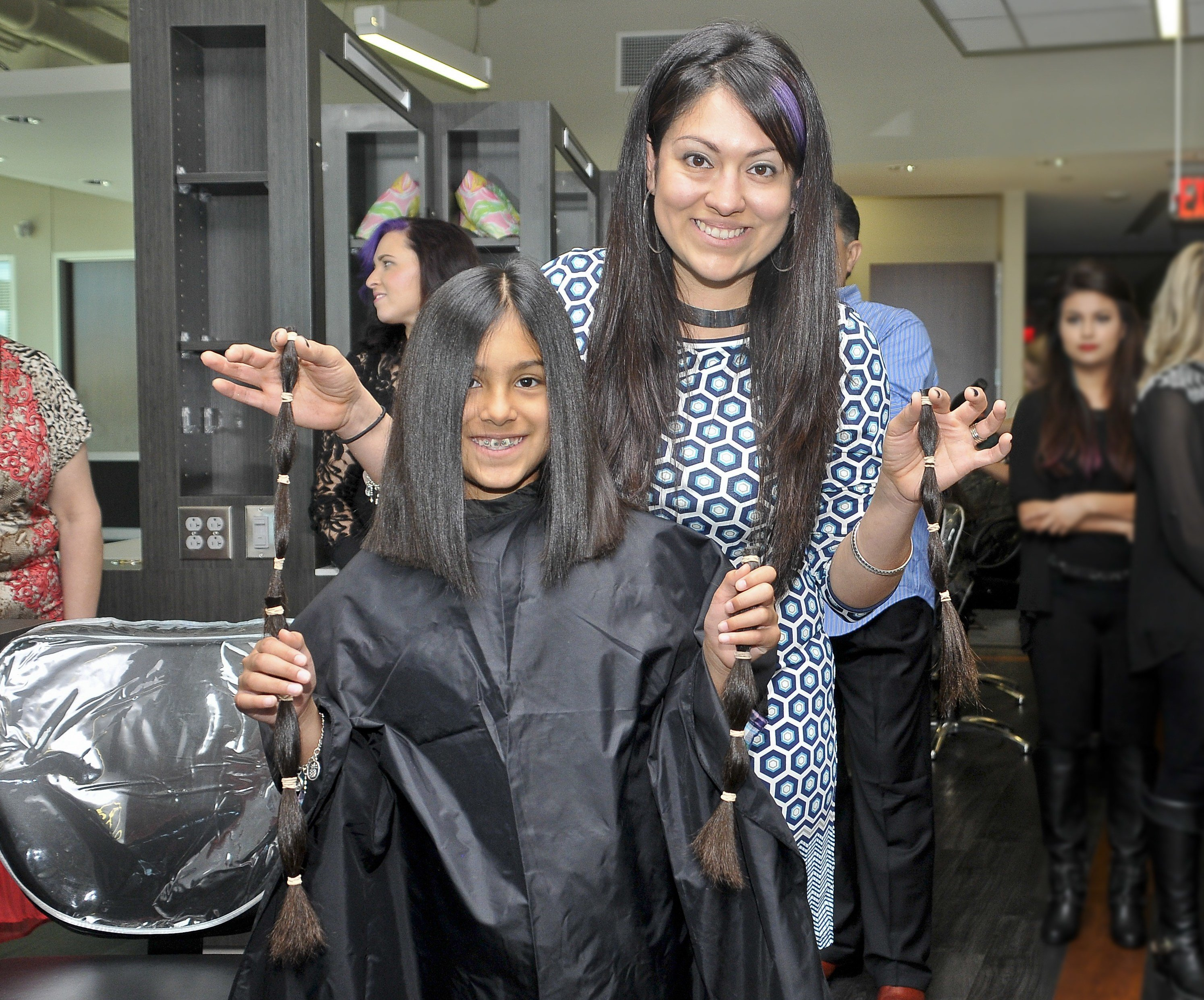 The Best Free Haircuts For Annual Wigs For Kids Hair Donation Event Pictures