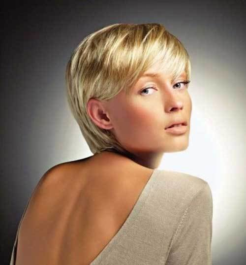 The Best Short Hairstyles On Pinterest Short Haircuts Thin Hair Pictures