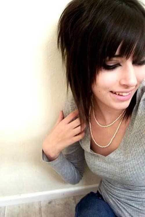 The Best Cute Short Haircuts For Girls The Best Short Hairstyles Pictures