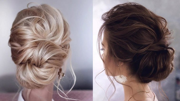 The Best Elegant Updo Hairstyles 2019 Wedding Hair Designs Pictures