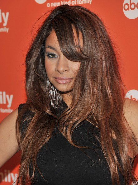 The Best Raven Symone Hair Pictures