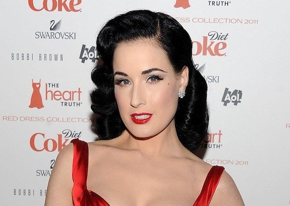 The Best Easy Pin Up Hairstyles Hairstyle Tips Stylebistro Pictures
