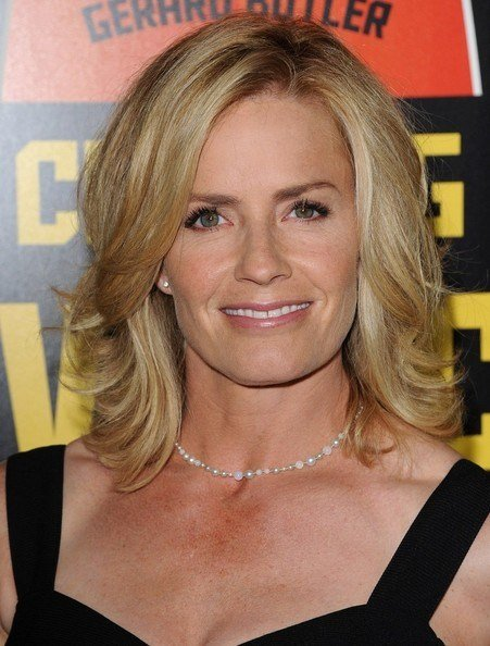 The Best Elisabeth Shue S Shoulder Length Cut Haute Hairstyles Pictures