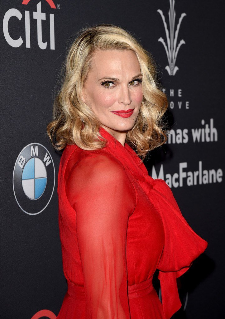 The Best Molly Sims Short Curls Short Hairstyles Lookbook Pictures