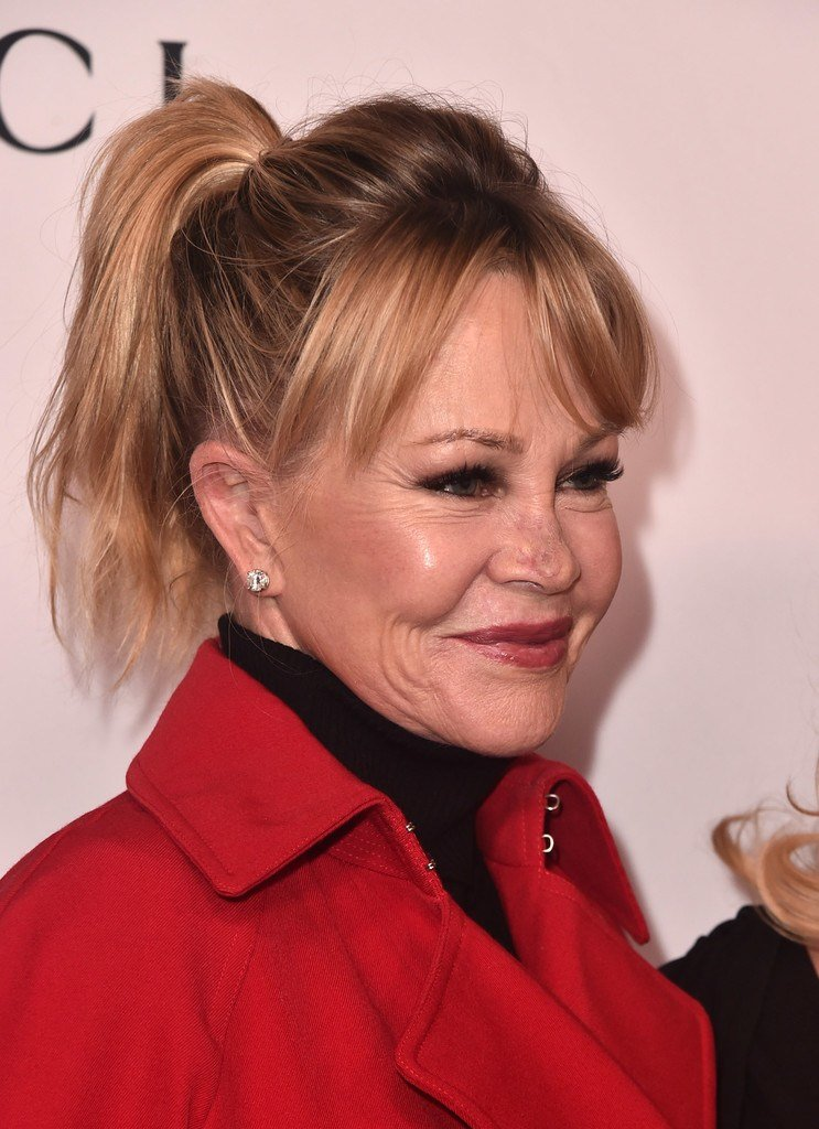 The Best Melanie Griffith Looks Stylebistro Pictures