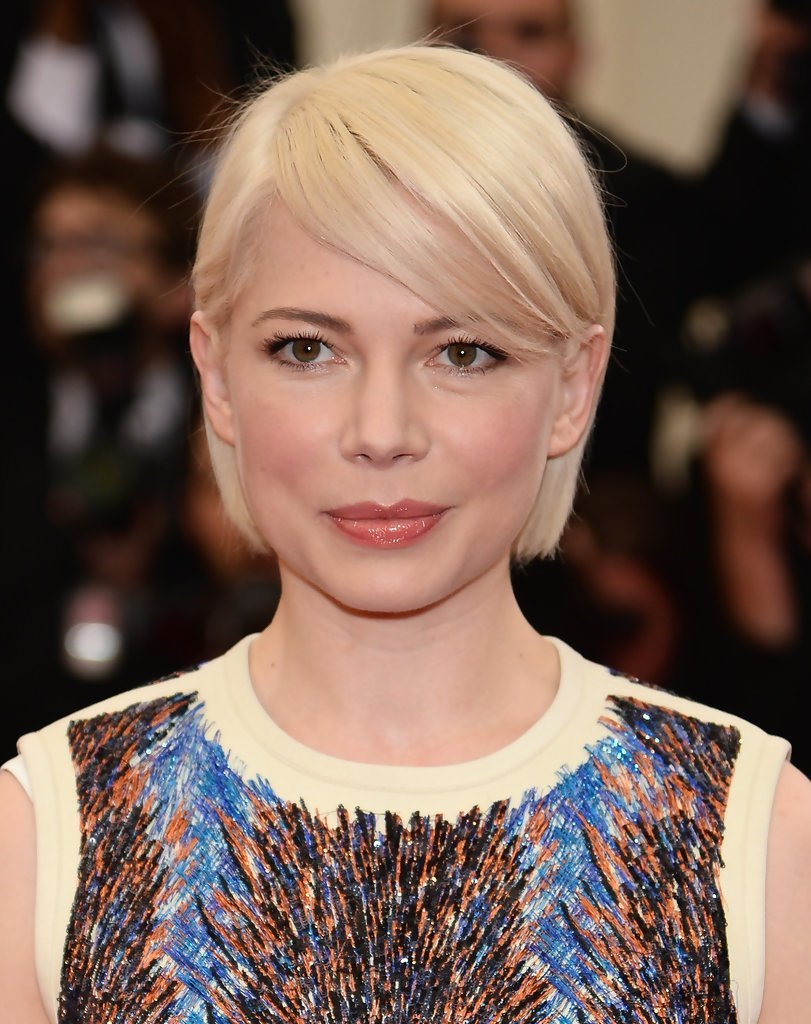 The Best Michelle Williams Short Hairstyles Lookbook Stylebistro Pictures