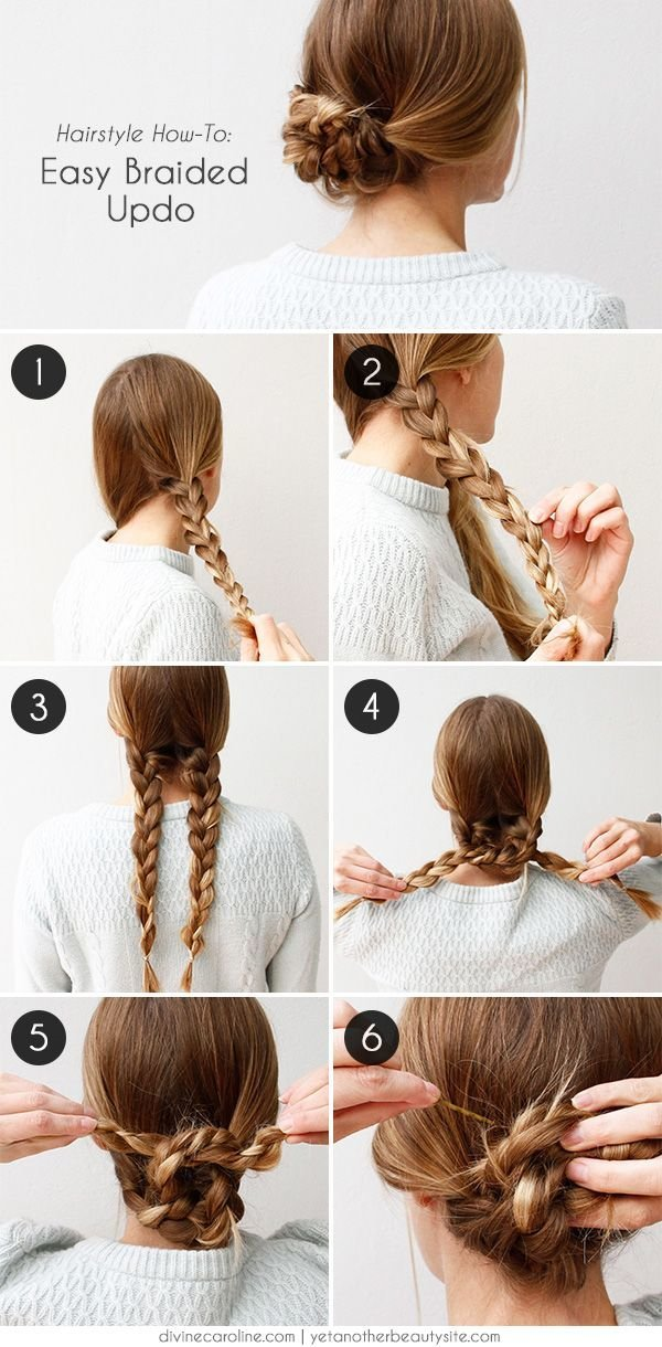 The Best Easy Hairstyles For Work For Medium Or Long Hair Hair Pictures