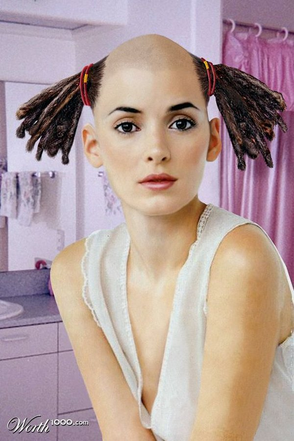 The Best 30 Weird Crazy Hairstyles Photos Pictures