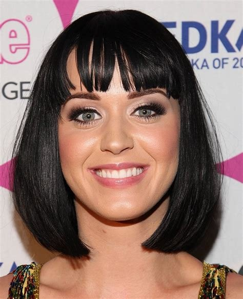 The Best Bob Haircuts With Bangs Wardrobelooks Com Pictures