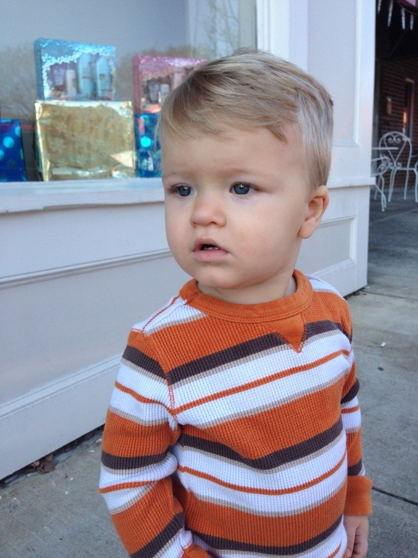 The Best One Year Old Baby Boy Haircuts – Fade Haircut Pictures Original 1024 x 768