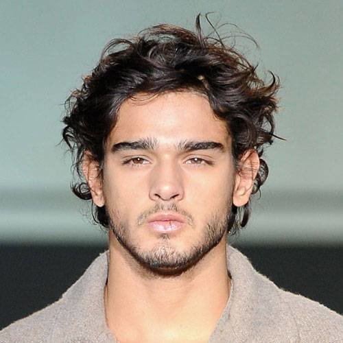 The Best 12 Cool Hairstyles For Men With Wavy Hair Pictures