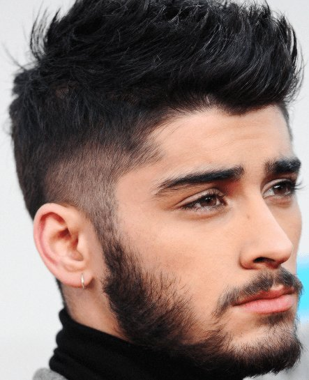 The Best Zayn Malik Hairstyles Pictures