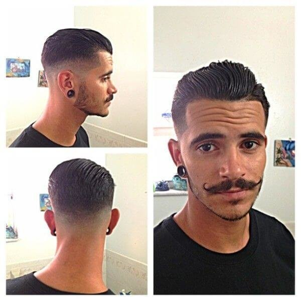 The Best 14 Rockin Rockabilly Hairstyles For Men Pictures