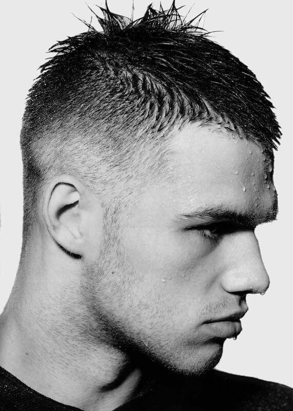 The Best 4 Tips For Pulling Off The Buzz Cut Part 4 Pictures