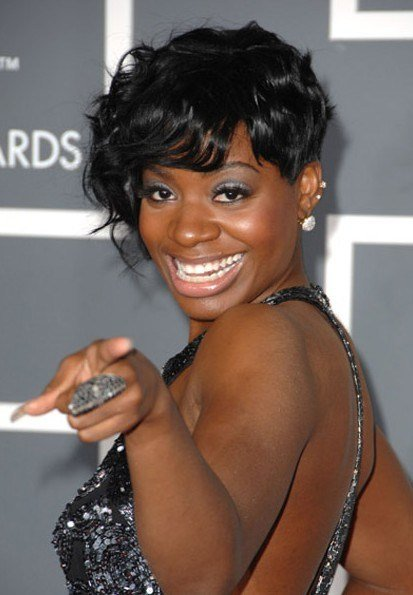 The Best African American Black Short Hairstyles Pictures