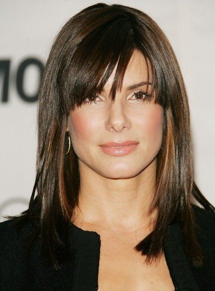 The Best Latest Popular Hairstyles With Cool Bangs Hairstyles Weekly Pictures