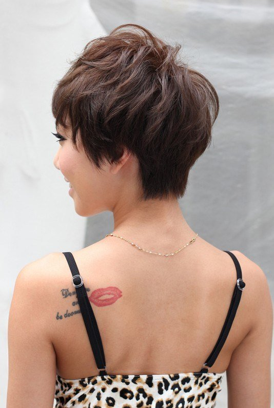 The Best Pretty Pin Curl Pixie Cut Pictures