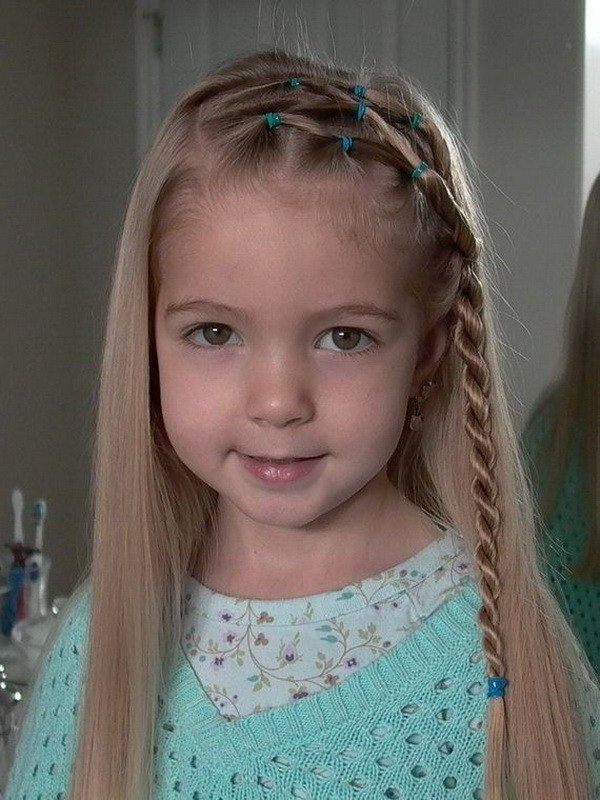The Best 28 Cute Hairstyles For Little Girls Hairstyles Weekly Pictures
