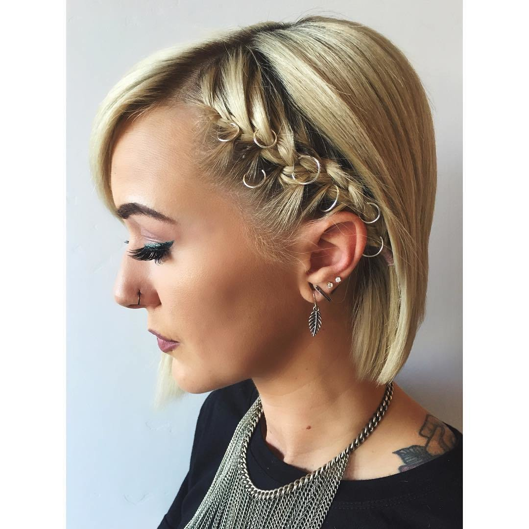 The Best 20 Hottest Prom Hairstyles For Short Medium Hair 2019 Pictures