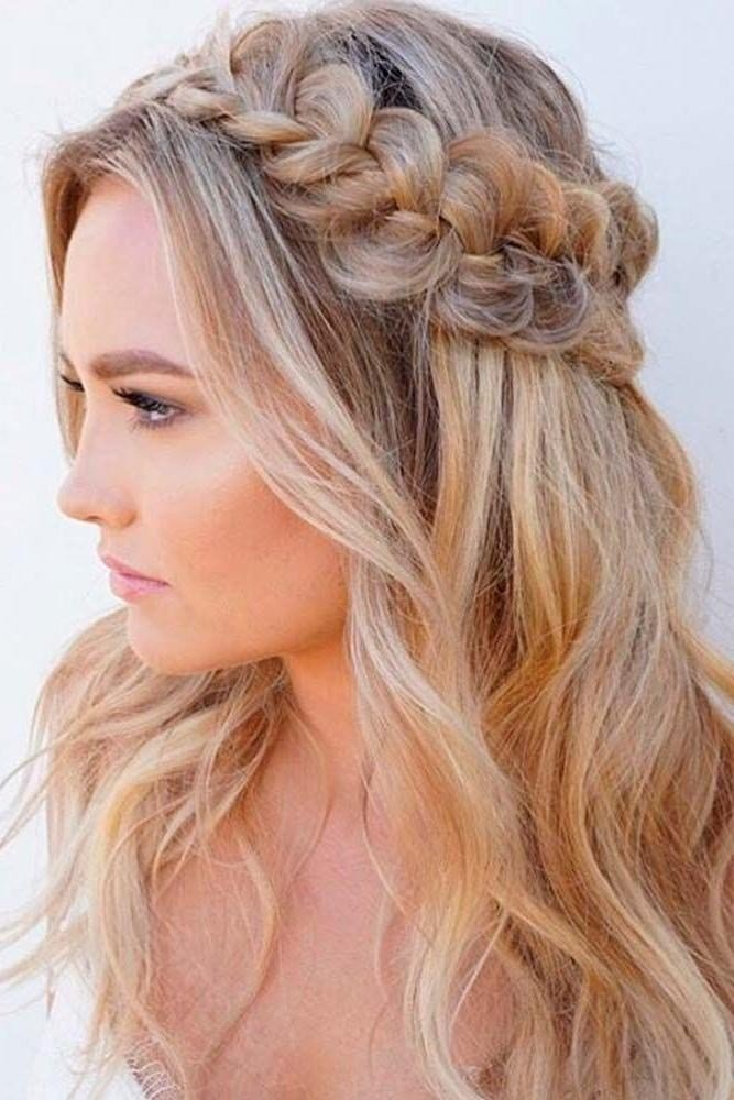 The Best 30 Best Prom Hair Ideas 2018 Prom Hairstyles For Long Medium Hair Hairstyles Weekly Pictures