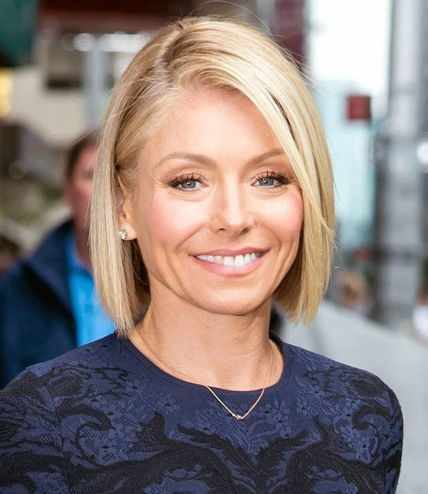 The Best Kelly Ripa S Top 10 Greatest Haircuts – Hairstylecamp Pictures