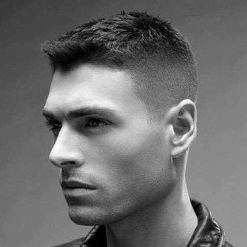 The Best 10 Simple Cool Army Haircuts For 2017 – Hairstylecamp Pictures