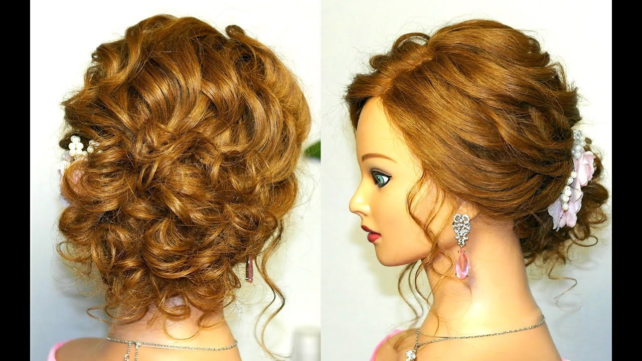 The Best Prom Wedding Hairstyles Updos For Long Medium Hair Pictures