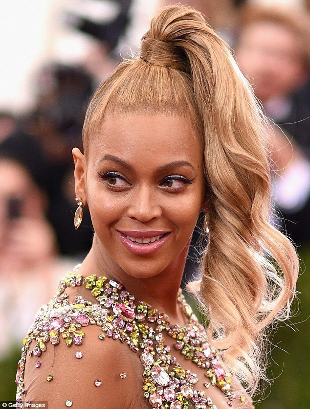 The Best Beyonce S Ponytail Was To Blame For Late Arrival At The Pictures
