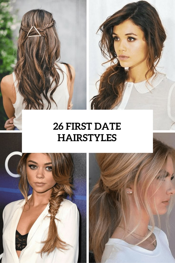 The Best Picture Of 26 First Date Hairstyles Cover Pictures