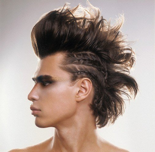 The Best 24 Mohawk Haircut Pictures Learn Haircuts Pictures