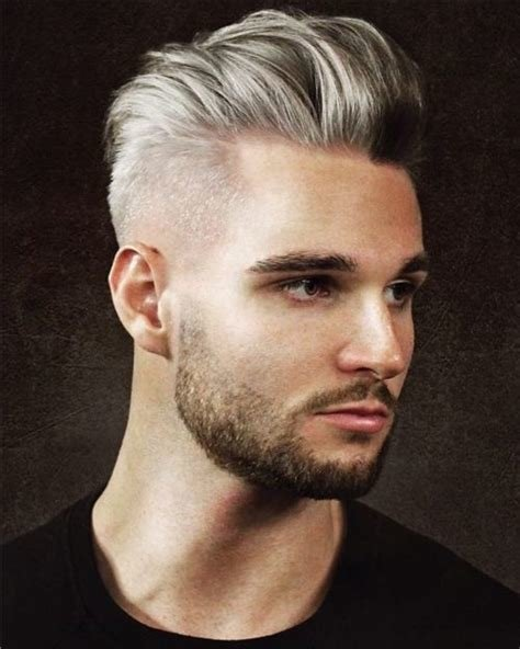 The Best Grey Hair For Men Haircuts Female 2019 Pictures