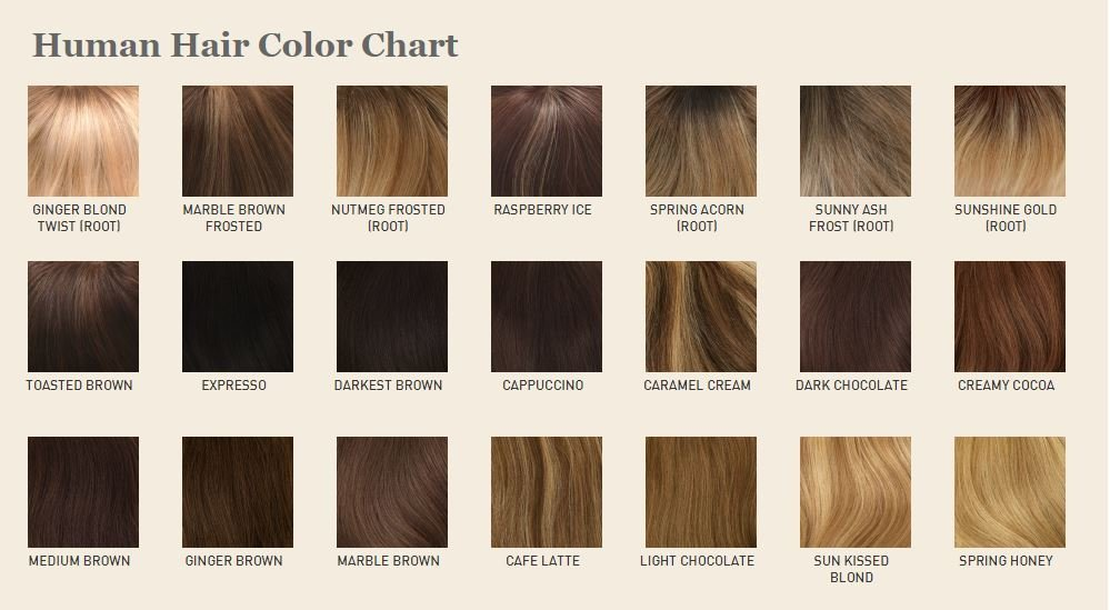 The Best Louis Ferre – Human Hair Color Chart – Hair Co Pictures