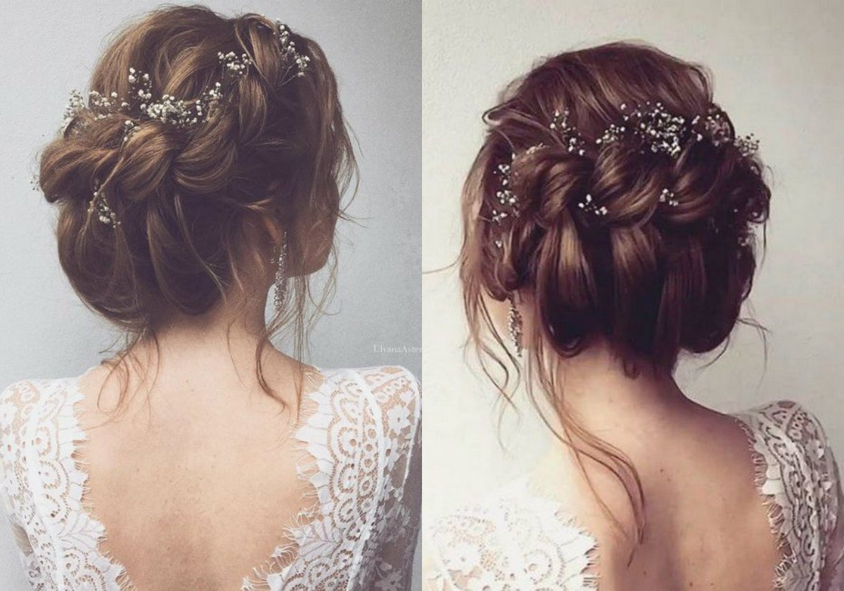 The Best 10 Enchanting Wedding Hairstyles 2018 Hairdrome Com Pictures