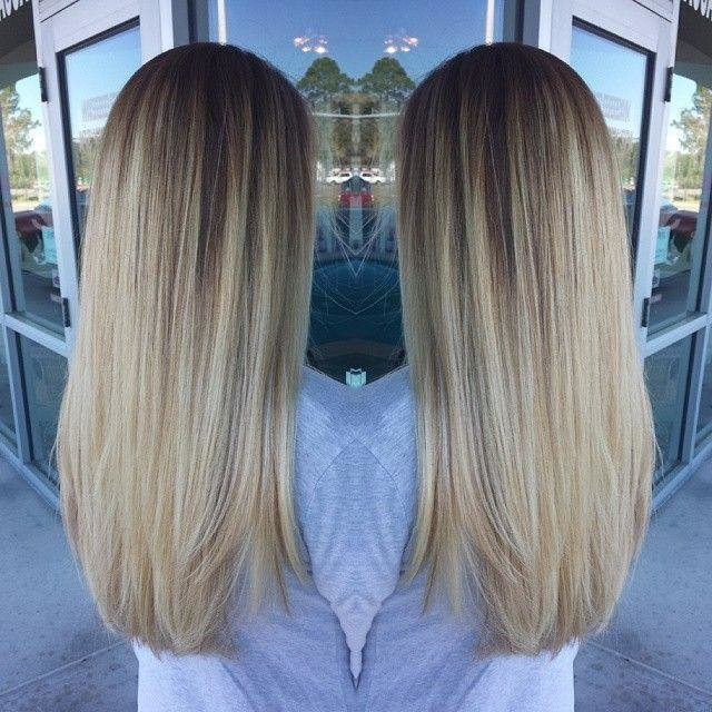 The Best Balayage Color Melt Hairstyles How To Pictures
