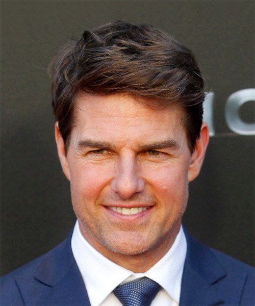 The Best Tom Cruise Hairstyles In 2018 Pictures