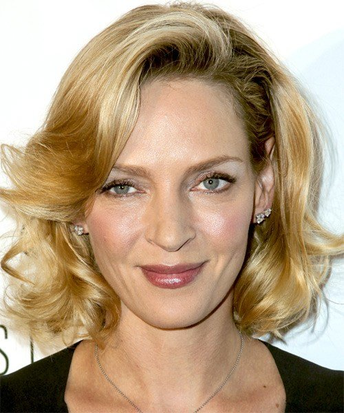 The Best Uma Thurman Hairstyles In 2018 Pictures